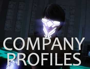 company profiles gaming